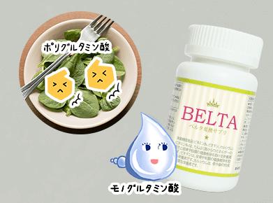 ベルタ葉酸サプリの口コミ