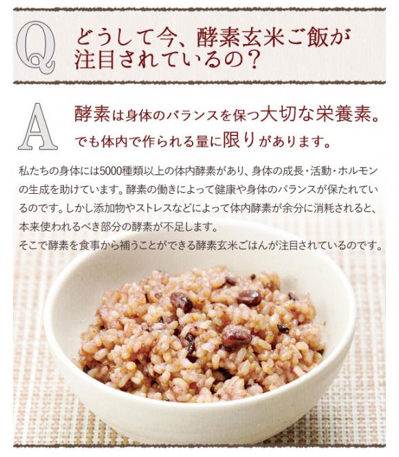 酵素玄米Pro2の口コミ